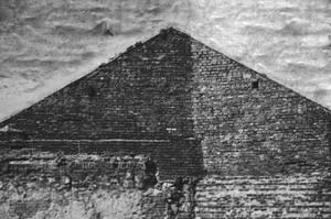 Piramid illusion by xbastex