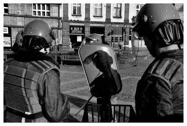 Shadow of martial law by xbastex