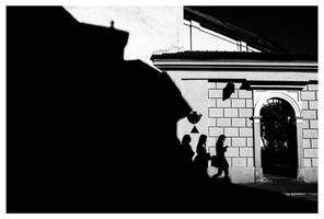 Live in shadow II by xbastex