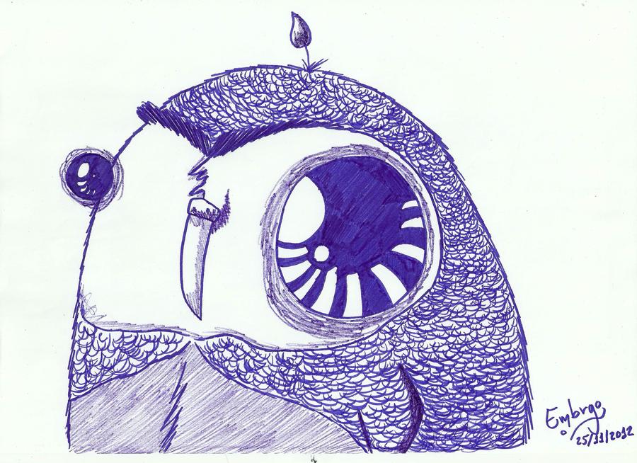 Lil' Owl by Embryo-o