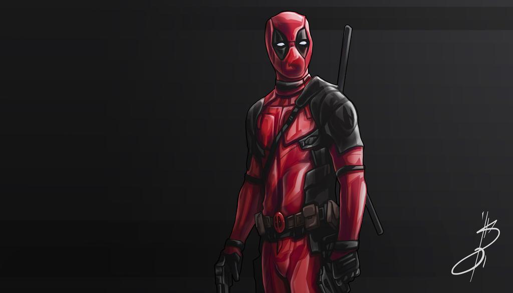 Deadpool by SukeNs