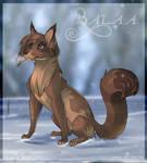 Balaa wolf