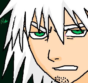 Riku's New Hacial Hair by kasiranelease