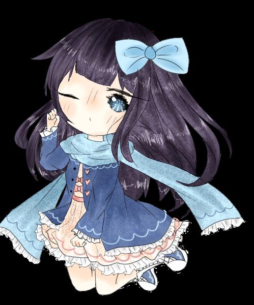 [1/5 - Crystal-Mint ] Crystal by Ririmei