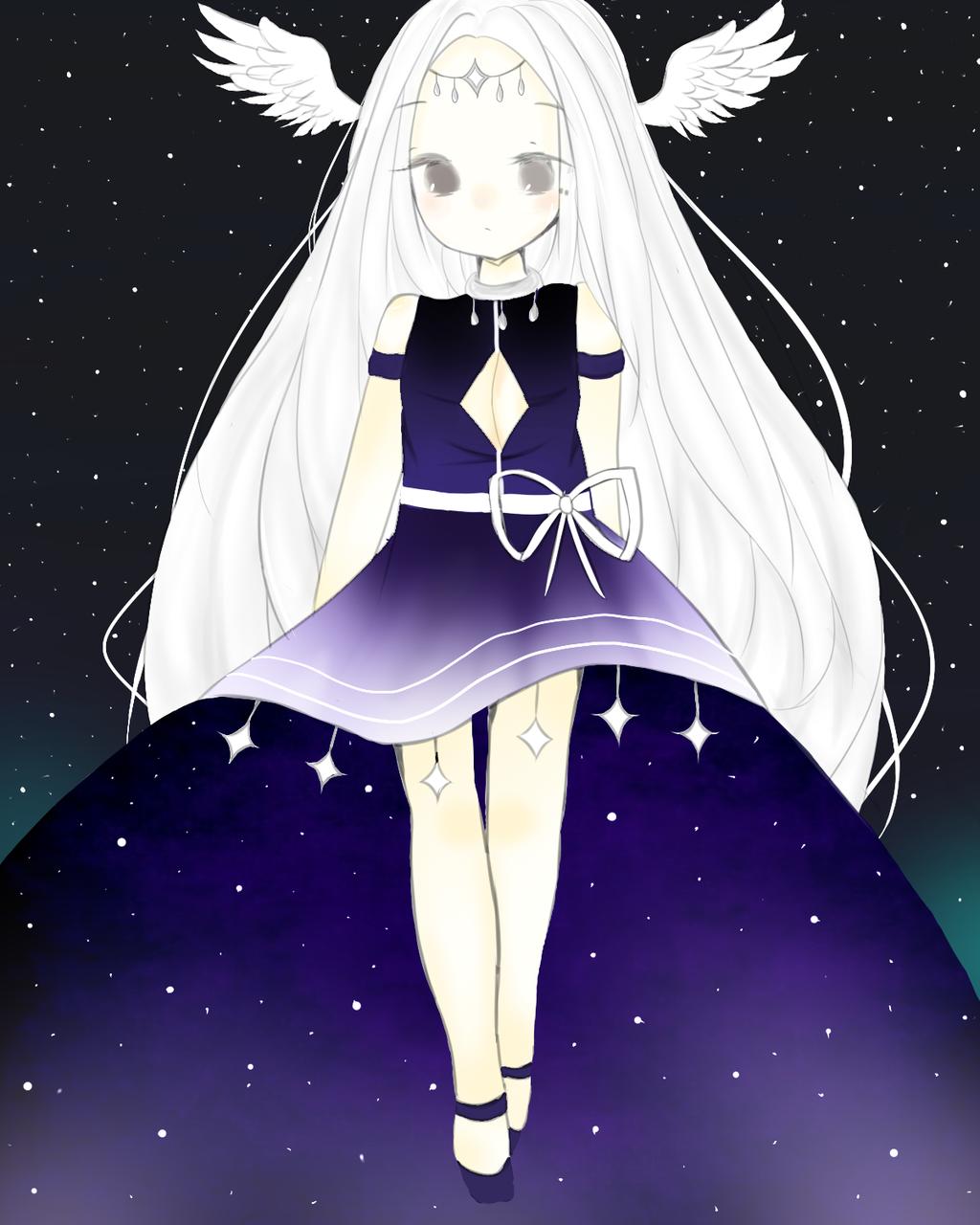 [  OC  ] Astraea by Ririmei