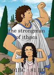 iv: the strongman of ithaca