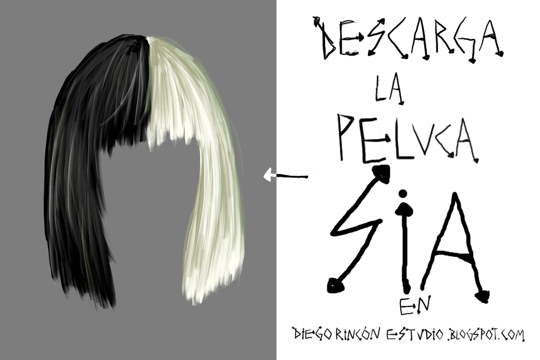 Descargar La Peluca De Sia Download Wig By DrawingWithDR