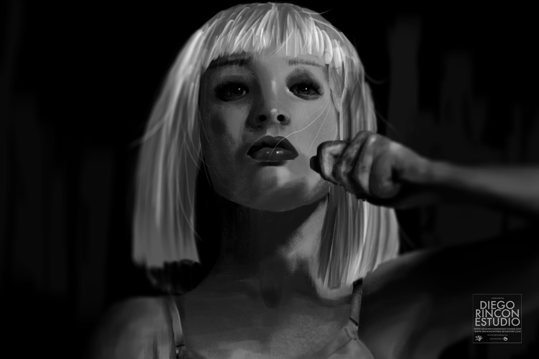 Sia chandelier maddie ziegler by drawingwithdr on deviantart sia chandelier maddie ziegler by drawingwithdr aloadofball Choice Image