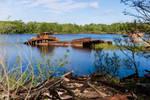 chernobyl shipwreck #1