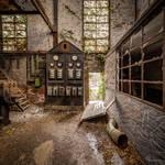 ~ the doorkeeper ~ by twindisch