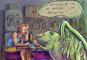When green hogs fly