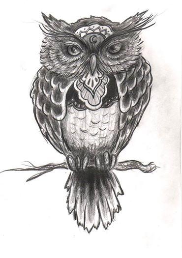 OwlMendi by ganjatime