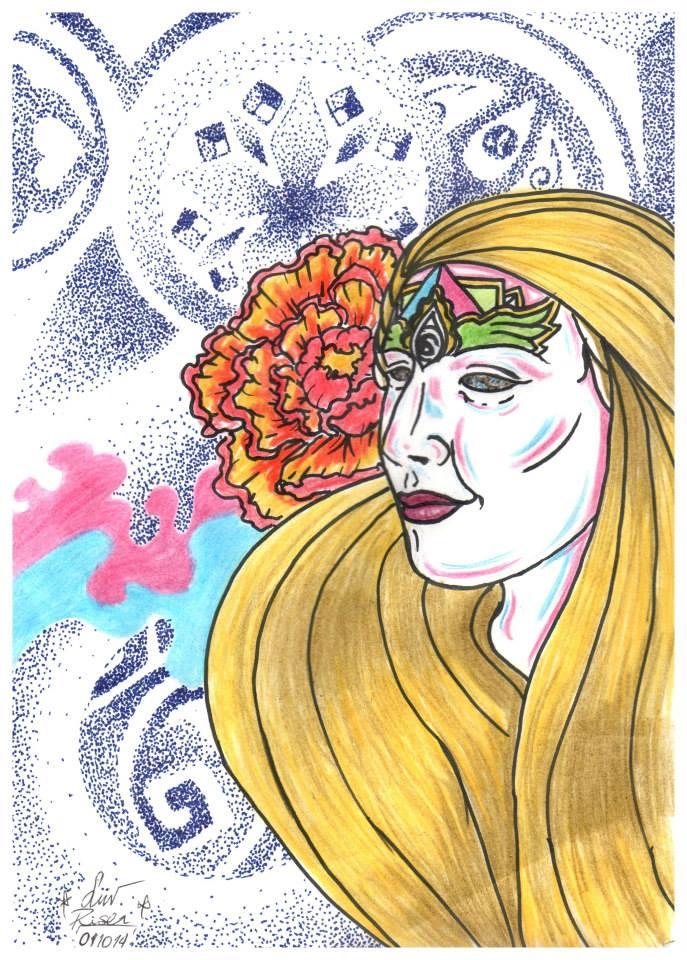 Guia Mi Amor Por Las Flores by ganjatime