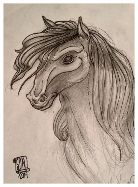 sketch yeguita by ganjatime