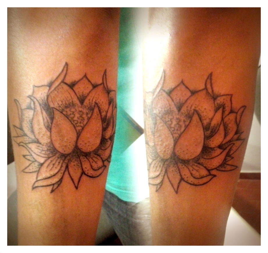 loto tattoo by ganjatime
