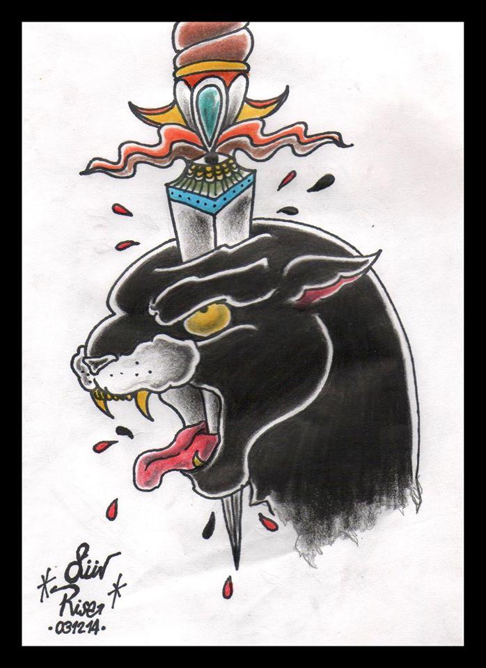 Panther Sun by ganjatime