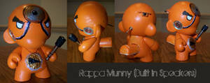 Rappa Speaker Munny