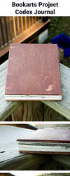 Bookarts Project: Codex Journal by Soulkreig