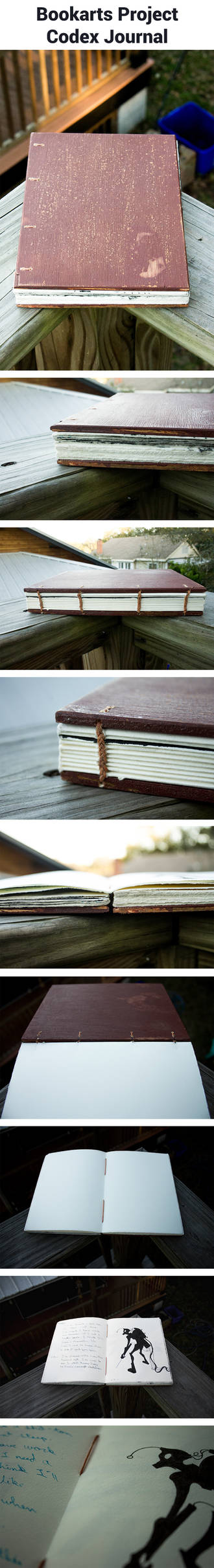 Bookarts Project: Codex Journal