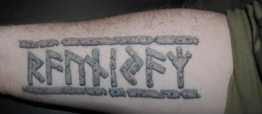 The Gallery For Viking Rune Tattoo Fondos De Pantalla