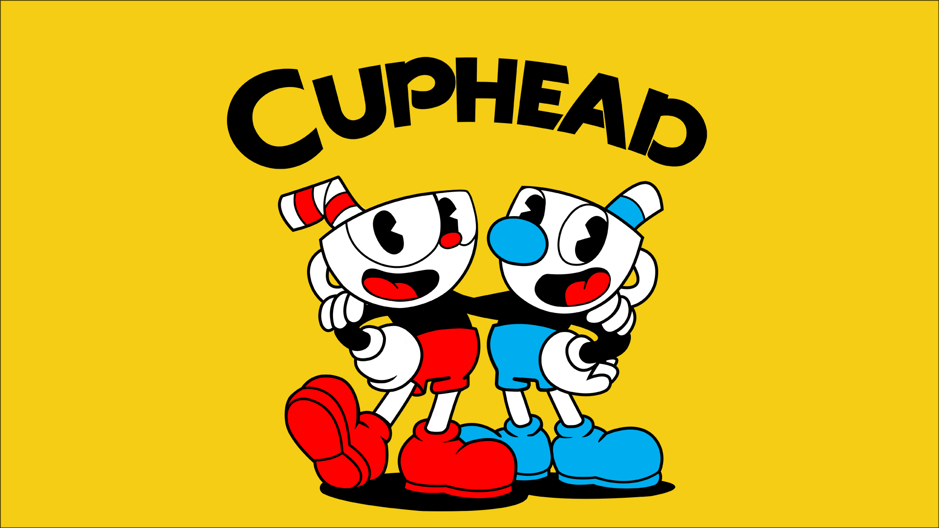 Cuphead Wallpaper 1920x1080 Revised by