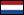 Netherlands Flag by polaromi