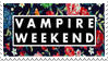 Vampire Weekend Stamp by polaromi