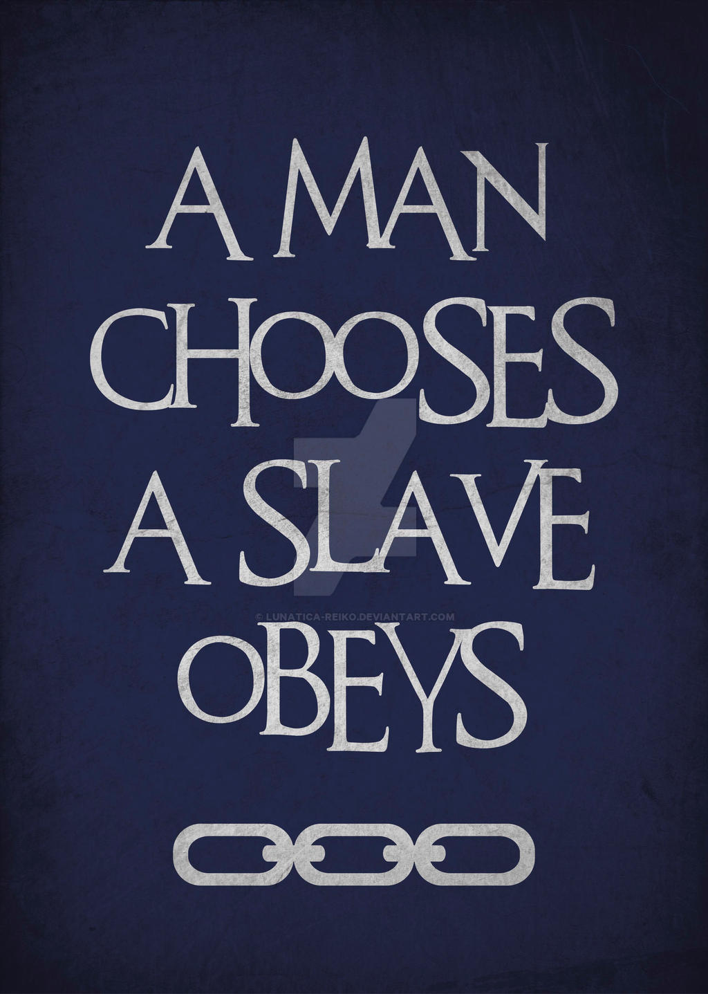 Bioshock A Man Chooses A Slave Obeys By Lunatica Reiko On