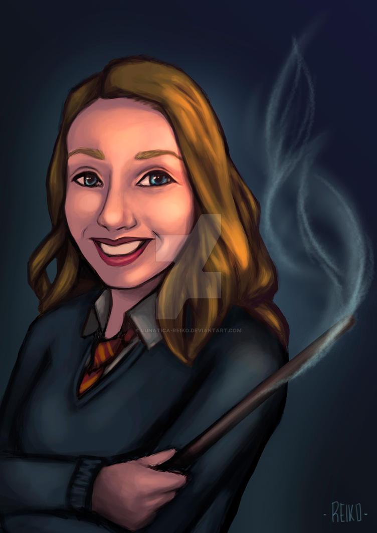 Custom order Hogwarts girl by Lunatica-Reiko