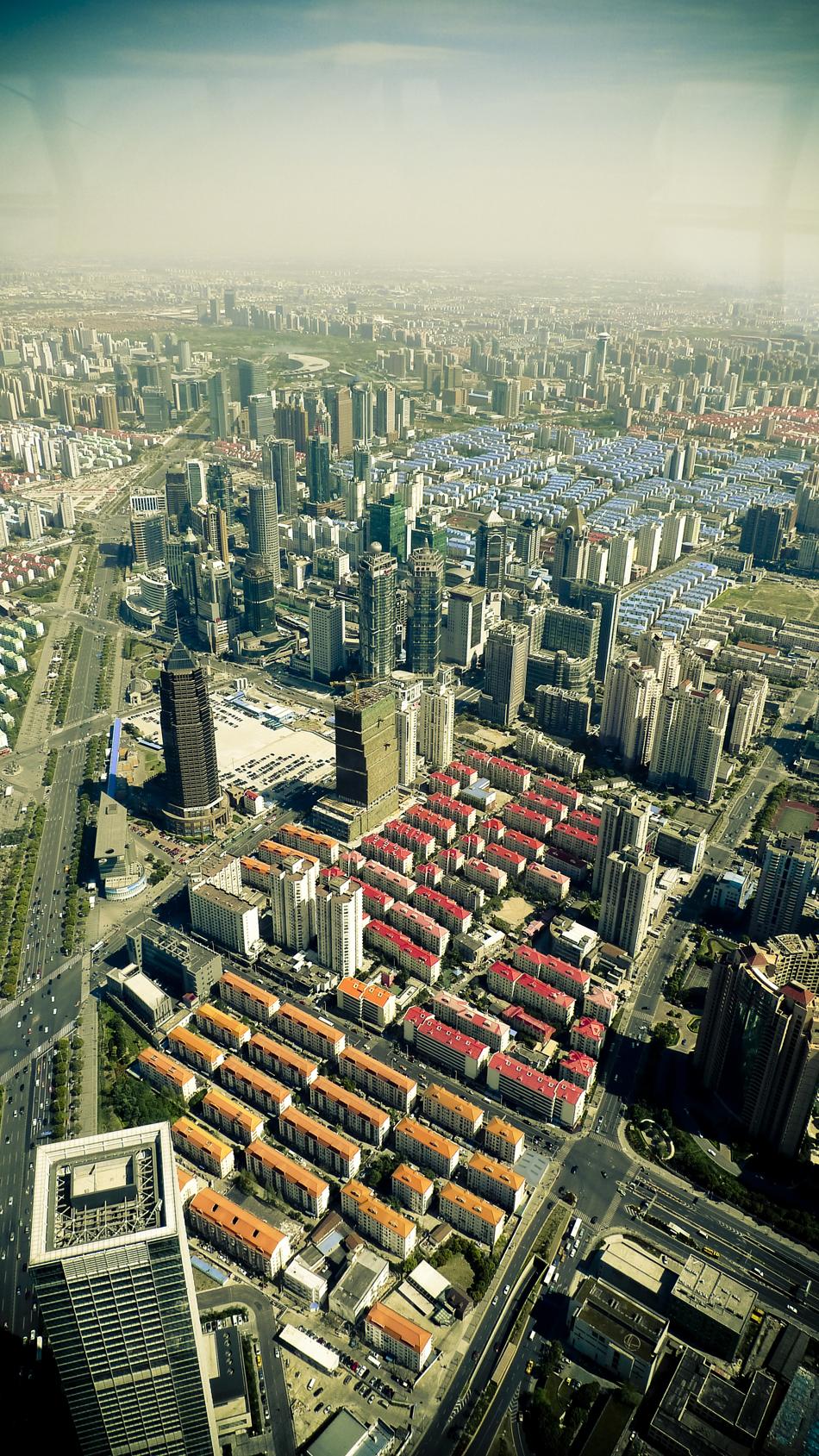 Coloured roofs from 100 floors by sennsi on deviantart for 100 floors floor 93