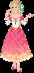 Princess Genevieve by musicmermaid