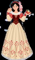 My Snow White by musicmermaid