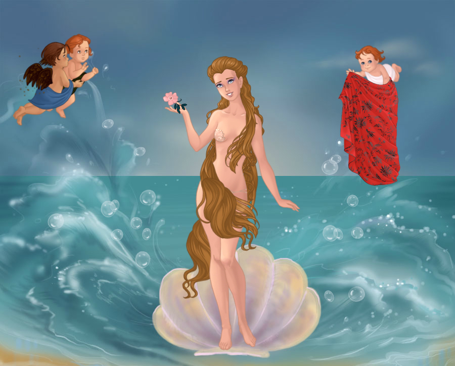 Aphrodite favorite pics in the mix portfolio 4 8