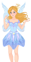 Harmony as a Bluebell Fairy | Round No. 4 by musicmermaid