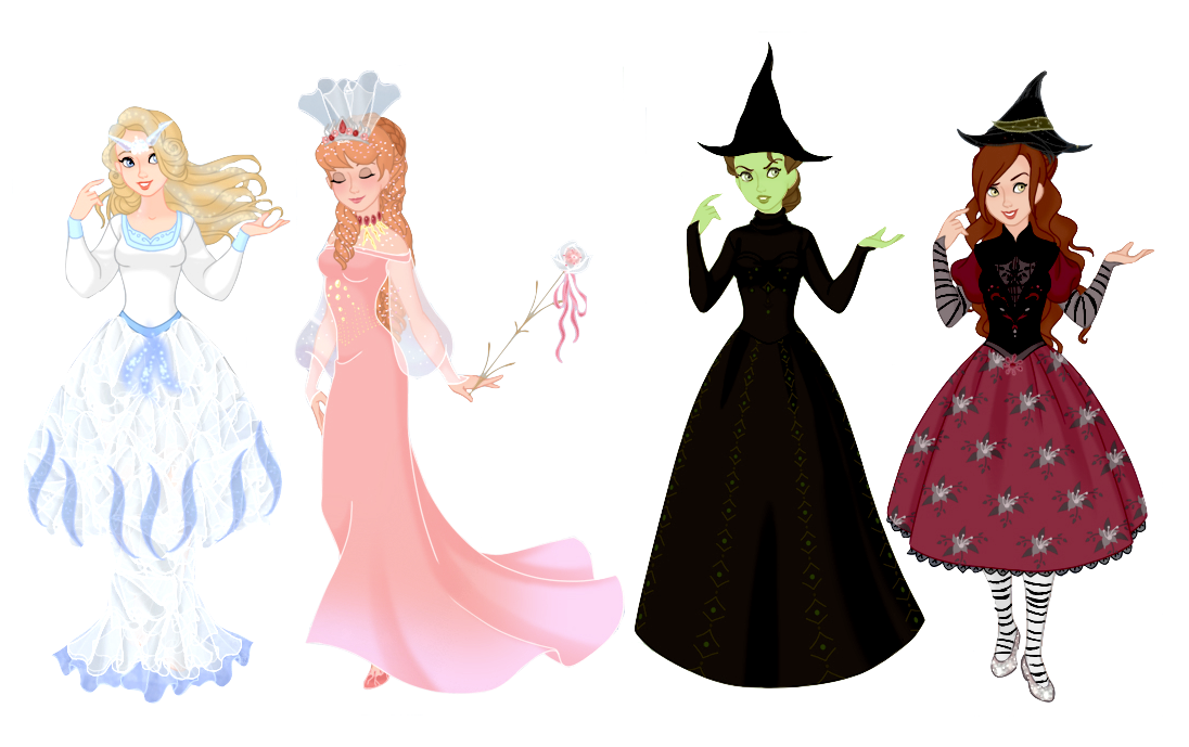 how to become a good witch