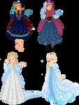 Disney vs. Fairytale The Snow Queen/Frozen