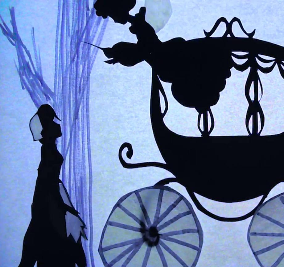 Cinderella Animation (Link Below)