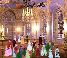 My Cinderella: Illustration 3 by musicmermaid