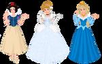 Disney Golden Girls by musicmermaid