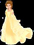 My version of Emma Watson Belle by musicmermaid