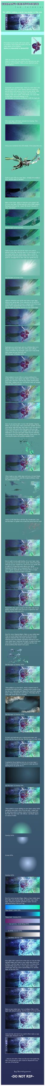 CREATIVE SPRITE Tut by DaConman