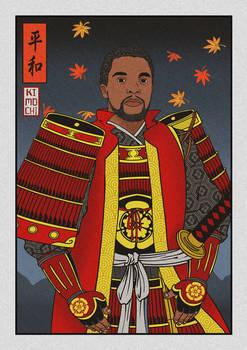 Chadwick Boseman Yasuke