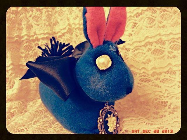 Moonlight the Rabbit by CreativeHand9