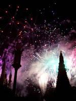 Fireworks by themongolianshemonk