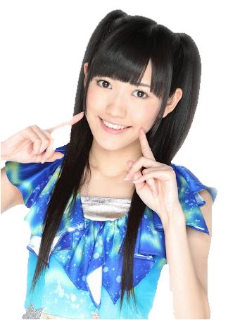 [PNG] Mayuyu AKB48 With Stroke by ArdeliaExotics