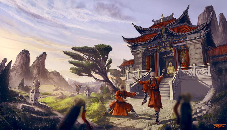 shaolin temple wallpaper - photo #21