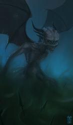 The Defiler by Hydraw-Art