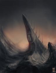Monolith 2 by Hydraw-Art