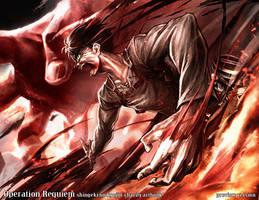 Avenger by rinlain