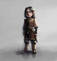 Young Tiernan by Luaprata91